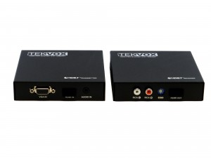 HDBaseT Transmitter and Receiver