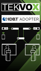 Tekvox joins HDBaseT Alliance as Adopter