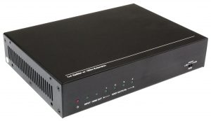 Official Product Photo of HDBase-T Distribution Amplifier
