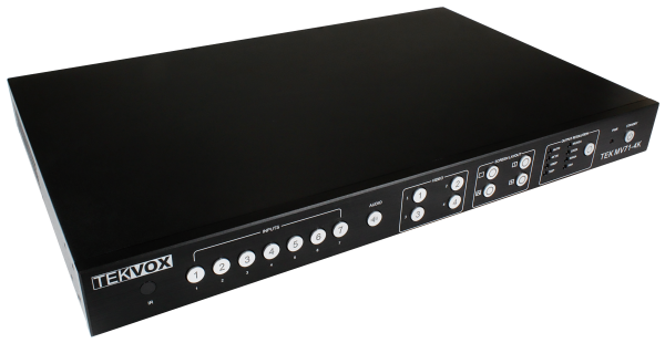 Official Product Photo for MV71-4K Multiview Switcher