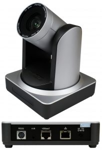 Official Product Photo of HDBase-T Camera w/ 5x Zoom
