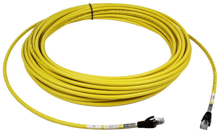 Solid Twisted-Pair Cable