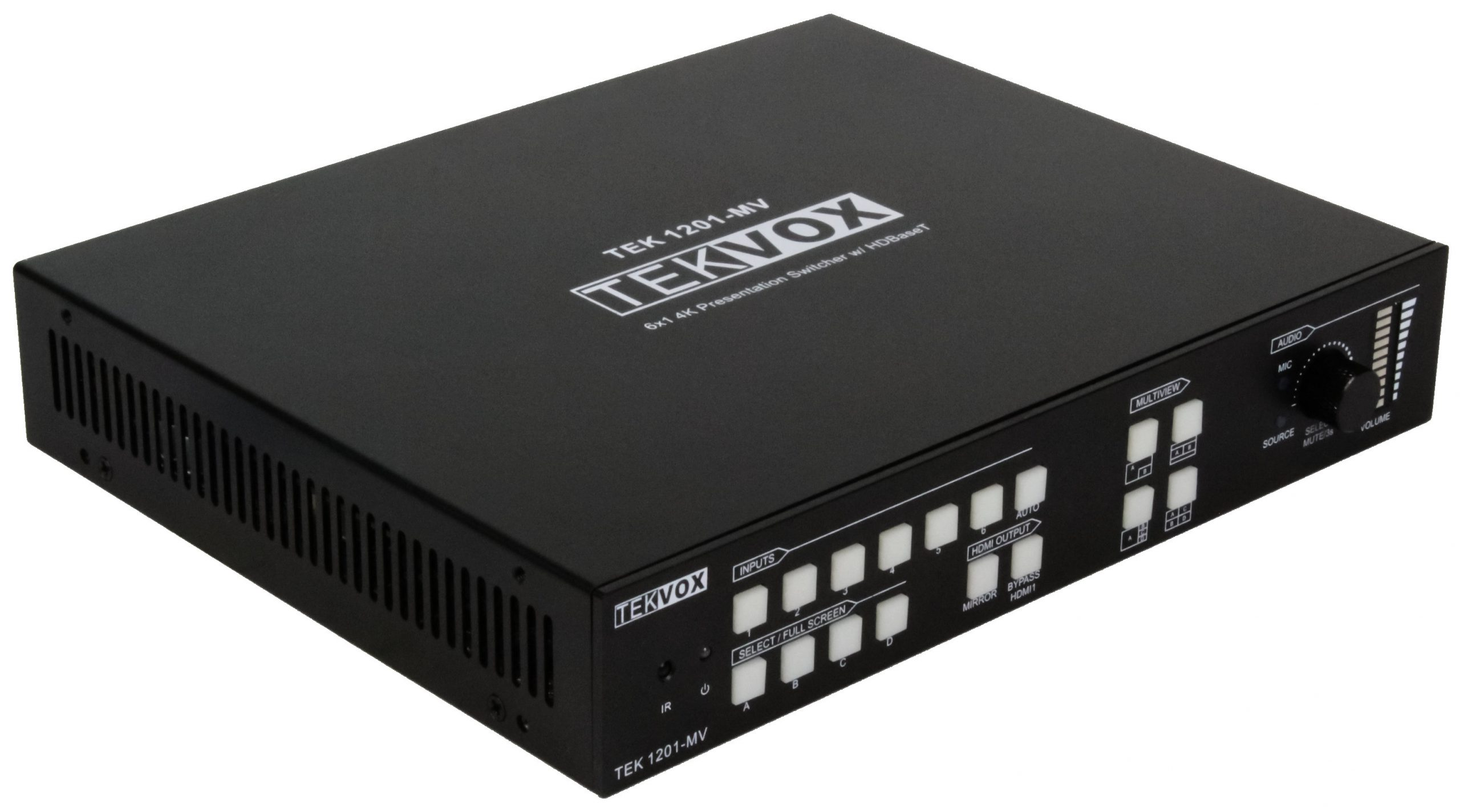 1201-MV 4K Presentation Switcher